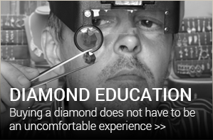 Diamond Education Banner