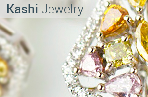 Kashi Diamonds Special Jewelry Website - Kashi Jewelry Banner