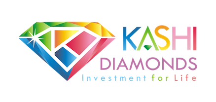 Kashi Diamonds - Investment for Life Logo