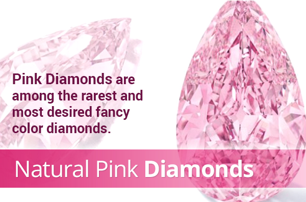 Fancy Color Diamonds - Pink Diamonds - Banner