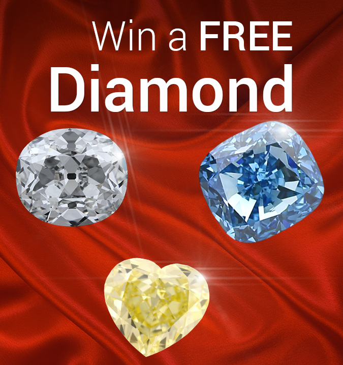 Win a Free Diamond Banner