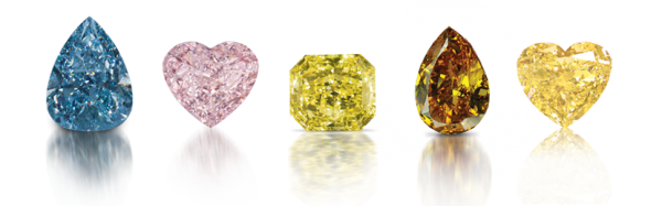 Natural Fancy Color Diamonds Picture